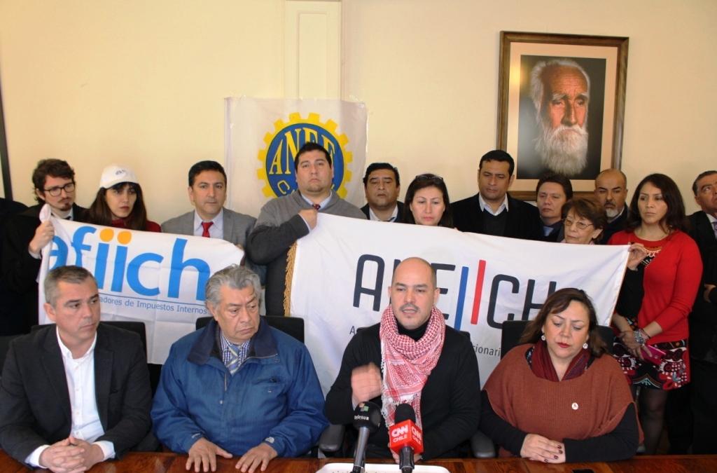 ANEIICH y AFIICH convocan a huelga de 24 horas en rechazo al proyecto de contrarreforma tributaria