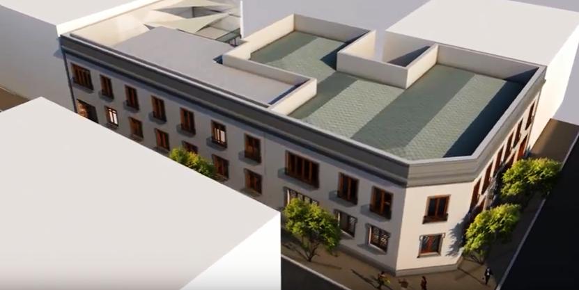 Proyecto de ampliación y remodelación sede de la Asociación