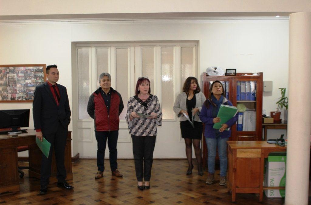 CEN ANEIICH entrega resultados de elecciones nacionales