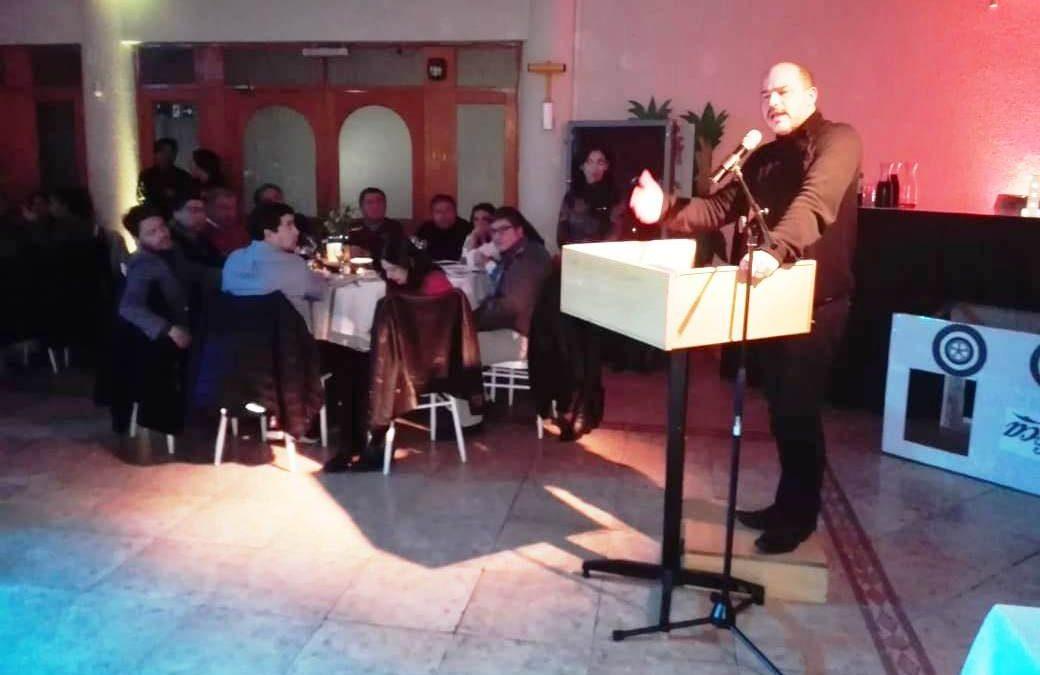 ANEIICH participa del aniversario de la Dirección SII Regional Maule
