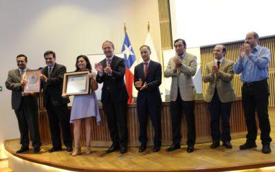 SII obtiene el Premio Anual de Excelencia Institucional 2018