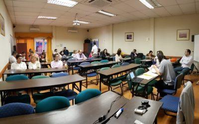 ANEIICH desarrolla actividades regionales en el marco de plan de trabajo sindical con directorios regionales