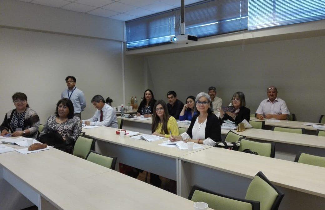 ANEIICH Valparaíso apoya concurso de promoción de compañeros Técnicos fiscalizadores