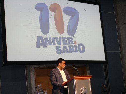 ANEIICH en 117° Aniversario SII
