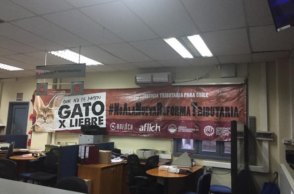 ANEIICH y AFIIICH Región del Maule realizan denuncia conjunta por graves prácticas antisindicales por parte de la autoridad regional de Bienes Nacionales