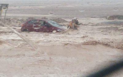 Aneiich se hace presente en emergencias climáticas que afectaron a la zona norte del país