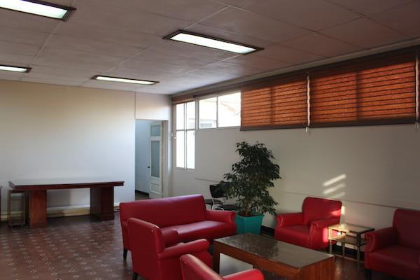 Directorio nacional de ANEIICH aprueba en general bases de licitación de remodelación de sede de calle Cienfuegos