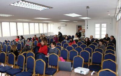 ANEIICH presente en Escuela Sindical Clotario Blest 2019