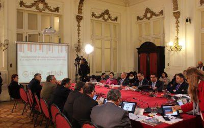 ANEIICH expone en Comisión de Hacienda del Senado sobre reforma tributaria