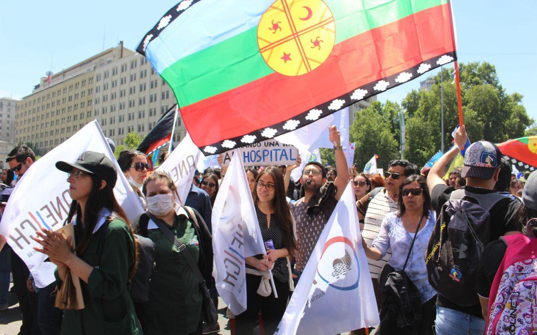 ANEIICH se despliega con movilización y reflexión a lo largo del país en la segunda semana de movilizaciones ininterrumpidas en nuestro país