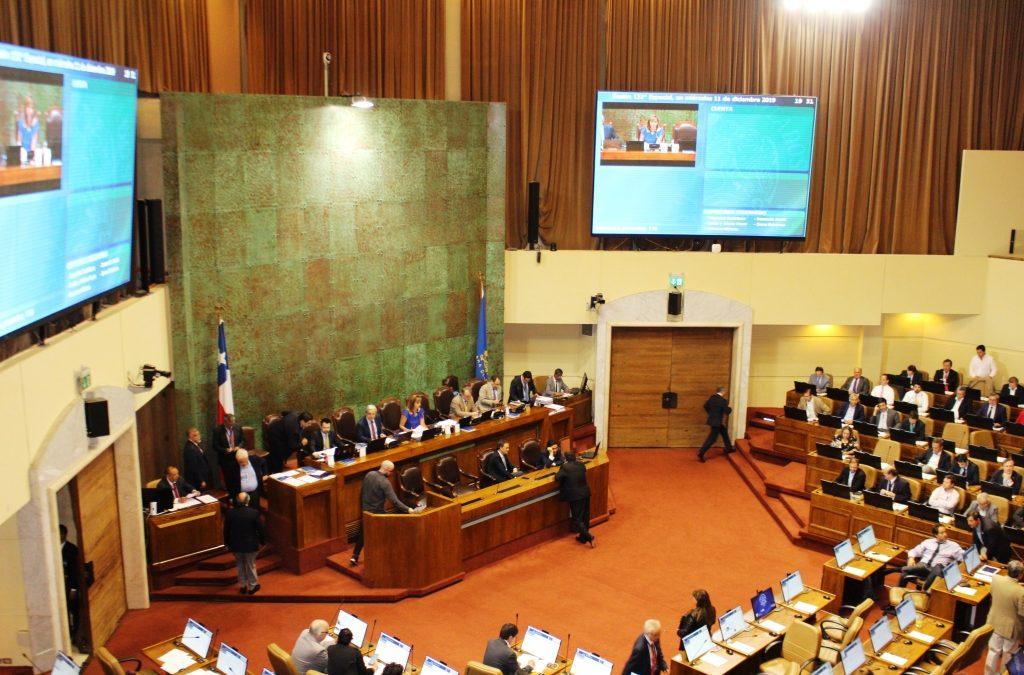 Cámara de Diputados rechaza proyecto de ley de reajuste de remuneraciones de los trabajadores del Sector Público