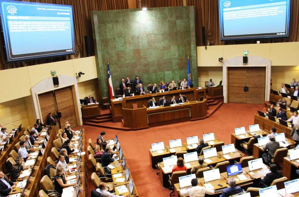 ANEIICH entrega minuta de seguimiento a proyecto de ley de rebaja de dietas parlamentarias