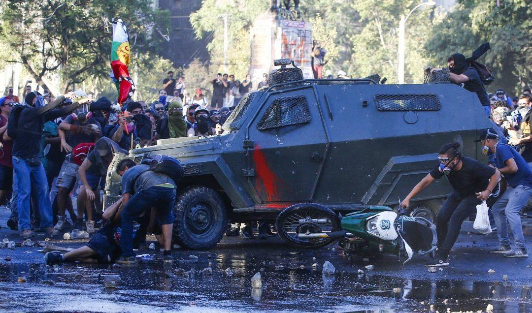 ANEIICH rechaza de la forma más enérgica criminal atropello de joven Óscar Pérez en la Plaza de la Dignidad