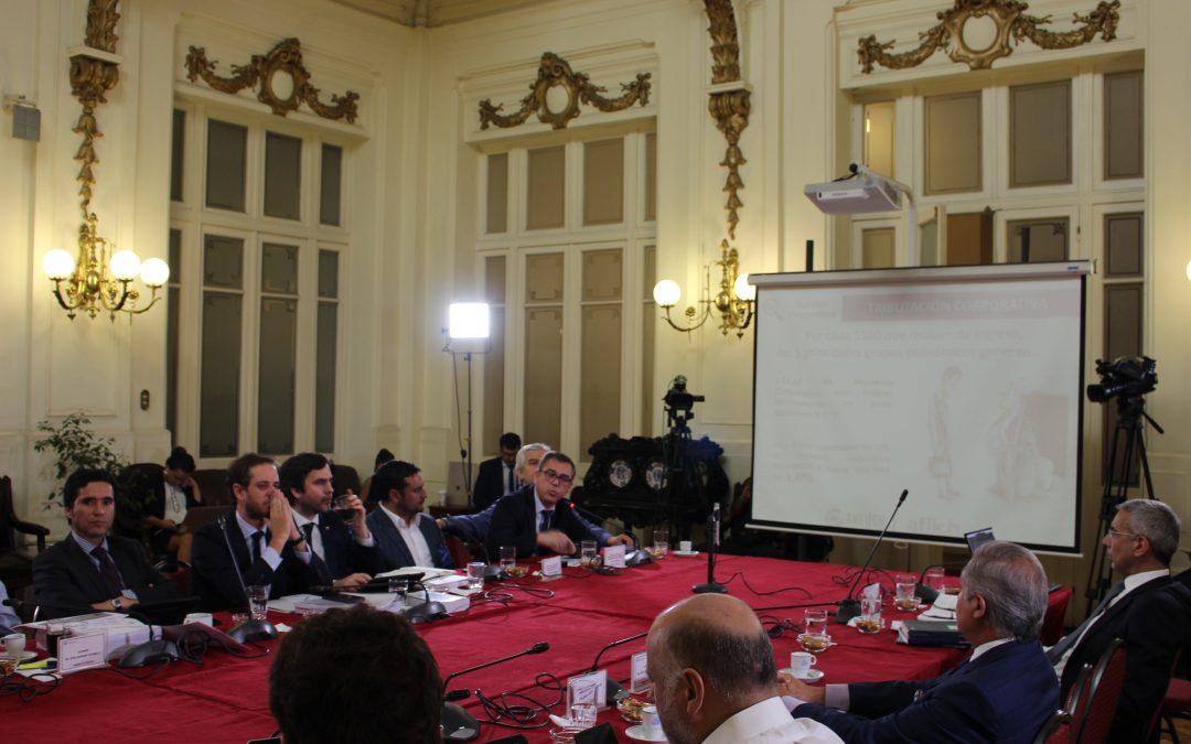 Senado vota en general proyecto de ley que rebaja Dieta Parlamentaria