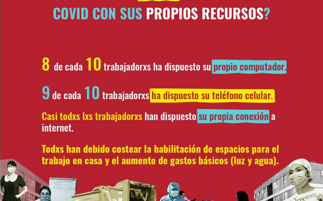 Nota de prensa: Estudio de la ISP en Chile revela que el costo de la pandemia lo cargan los trabajadores y trabajadoras del sector público