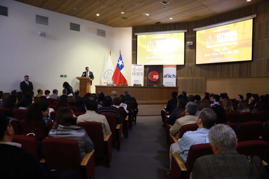 ANEIICH y AFIICH realizan primer Seminario Internacional sobre Justicia Tributaria