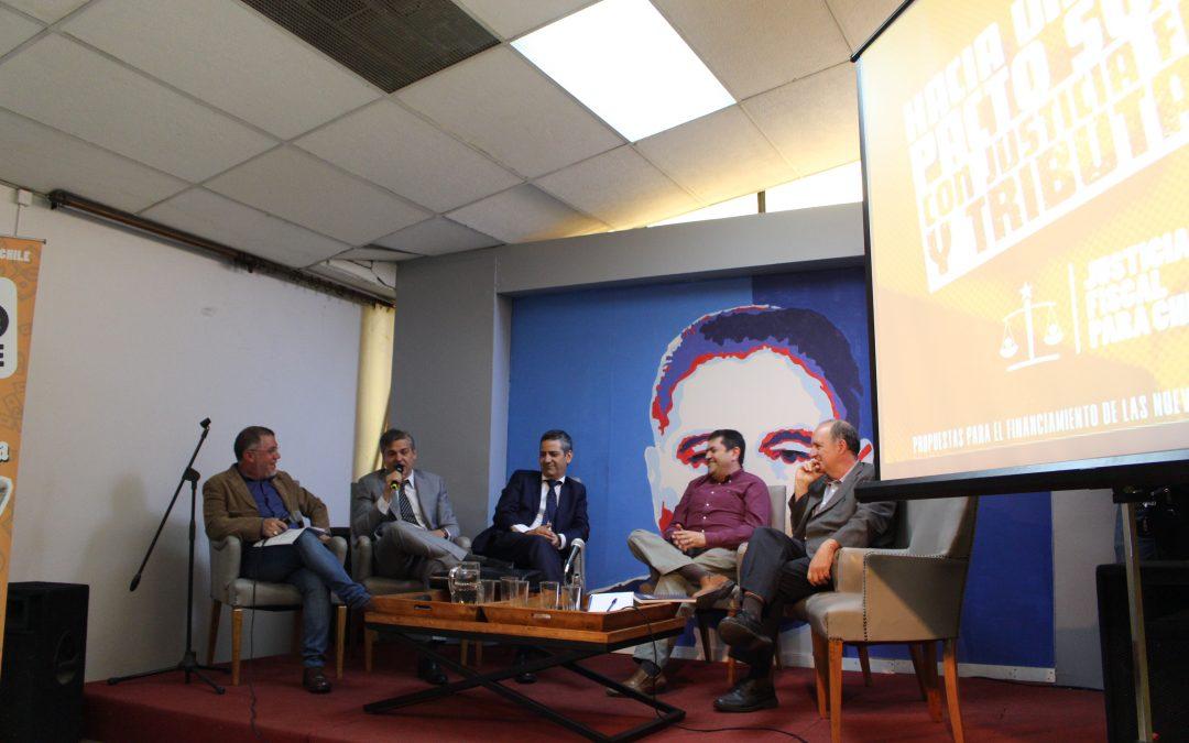 """Exitoso Conversatorio """"Hacia Un Nuevo Pacto Social Con Justicia Fiscal y Tributaria"""""""