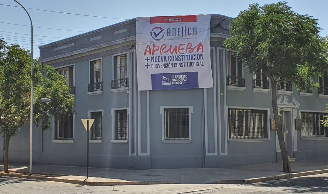 Se inicia proceso de votaciones para primeras elecciones vía votación electrónica ANEIICH Regional Puerto Montt 2020