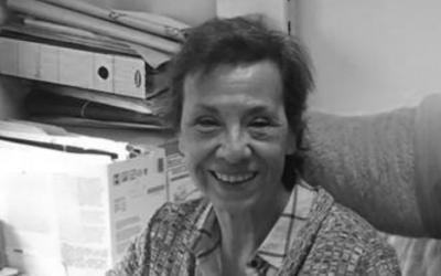 Lamentamos el fallecimiento de nuestra compañera Rosa Nelly Garrido