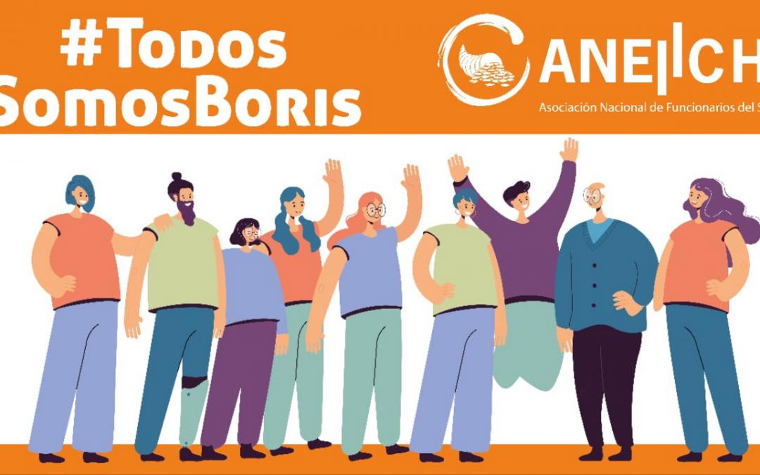 Triunfo en Corte de Apelaciones y gestión de pensión Invalidez #TodosSomosBoris