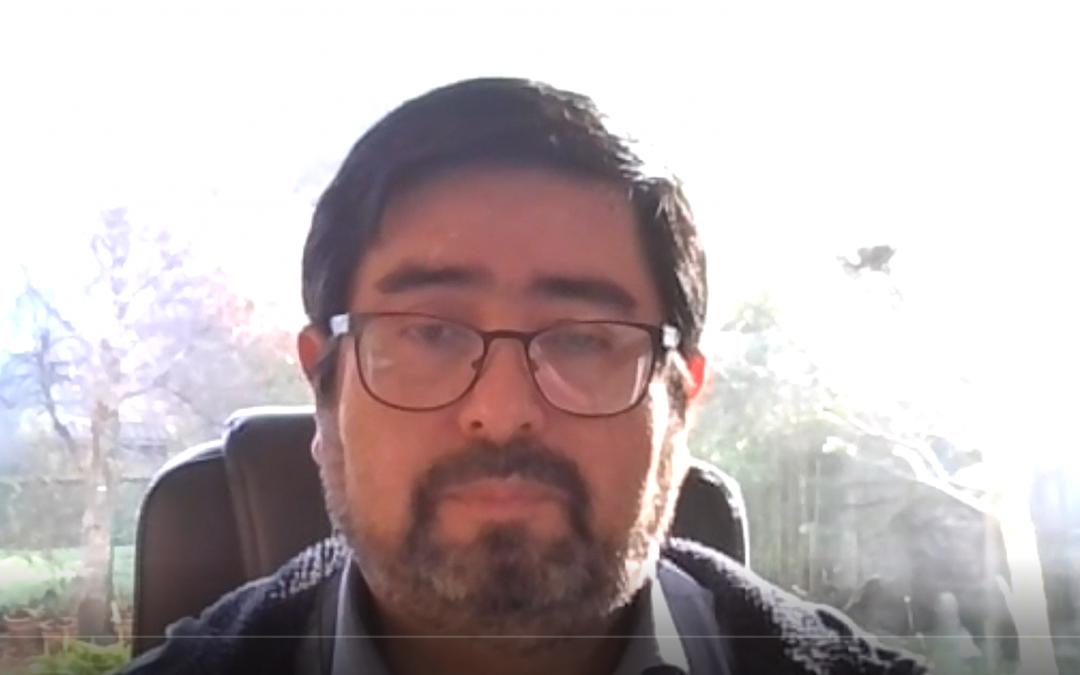 """Roberto Rojas por Reforma Estatutos ANEIICH: """"tenemos que ver en qué estamos de acuerdo y en qué no, buscar una solución y tratar de resolverlo"""""""