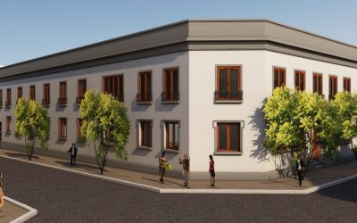 Se inician obras de ampliación de sede ANEII – ANEIICH en Santiago