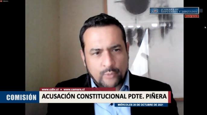 ANEIICH y AFIICH exponen ante comisión por acusación constitucional contra Piñera y la venta de Dominga en paraísos fiscales